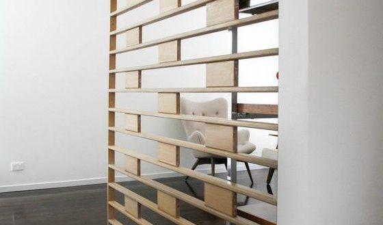 پارتیشن چوبی